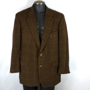 Brooks Brothers Camel Hair sport coat blazer 44 R
